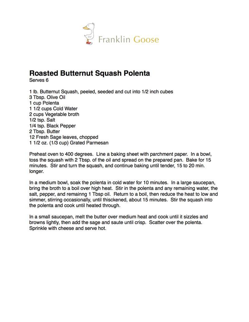 FG Polenta recipe  copy copy