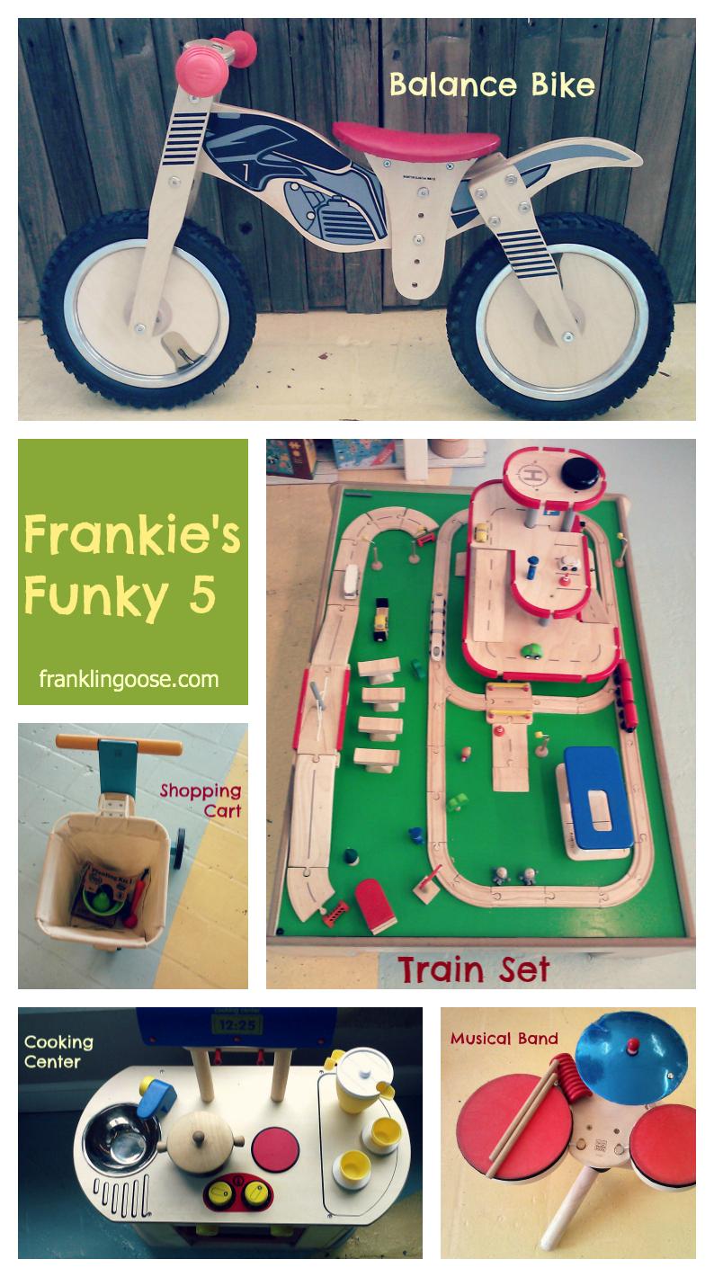 Five funky 2