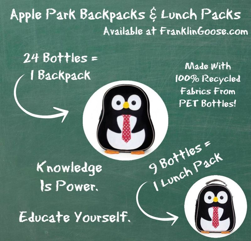 AppleParkPenguinsBackPacks