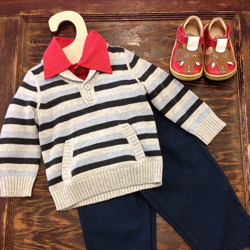 Purebaby Outfit of the Day
