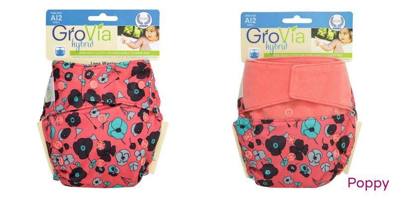 GroVia Poppy